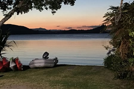 Tumoana Main Lake Rotoiti Rotorua - Tikitere - Hus