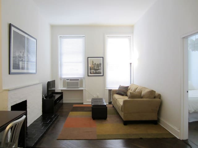 Stylish 1BR apt in Upper East Side