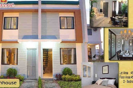 Room/Bedspace/House for rent - Calapan - Townhouse