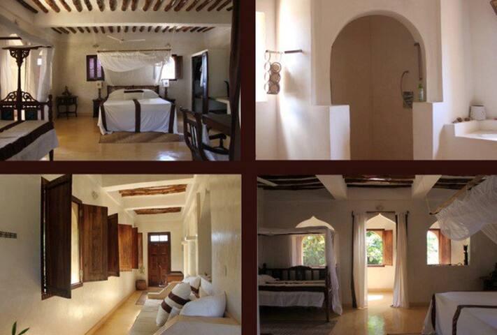 Waridi House - Baobab Room