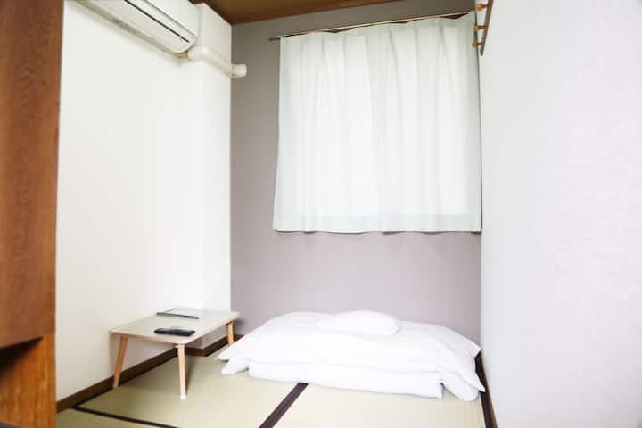 禁煙室和室シングルno1