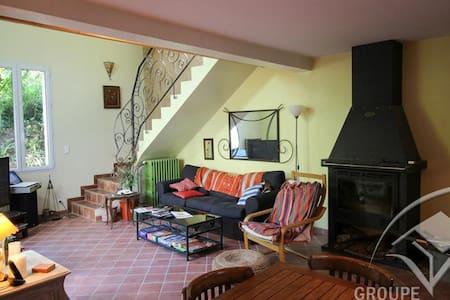Dans, belle maison style de campagne près de Cergy - Éragny - Rumah