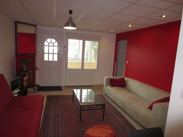 T2 dans maison de campagne à 10' de Montauban - Montbeton - Appartement