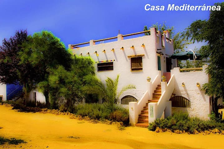 Huerta La Cansina - Casa Mediterranea - Mairena del Alcor - Pis