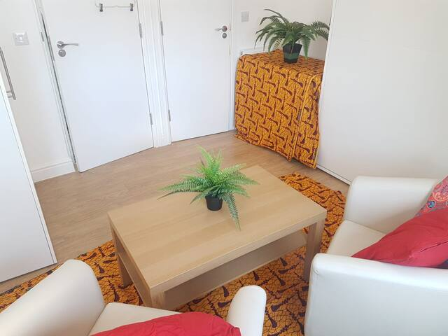 Cheerful and Cheap Studio - 10 Mins from Central