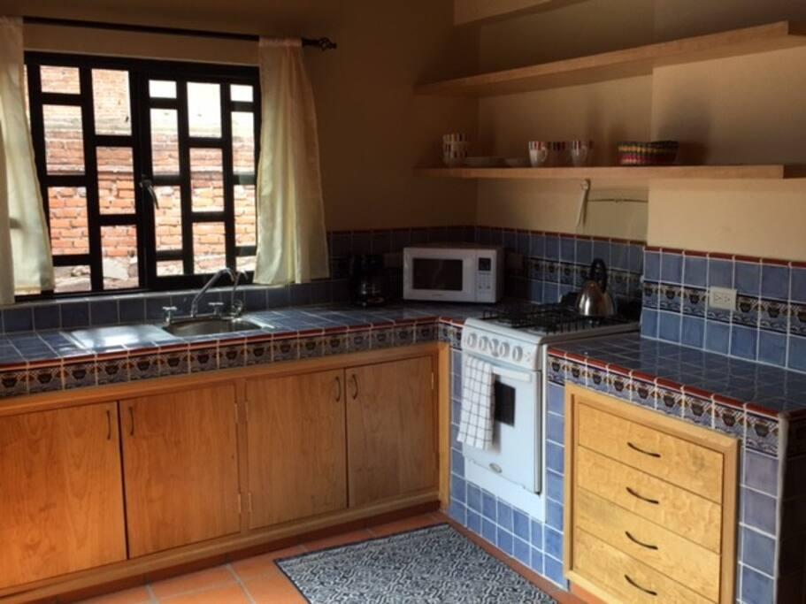 Cocina/ Kitchen