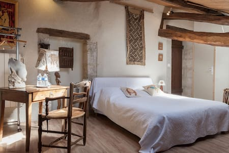 Chambre Amizade - Puynormand - 宾馆