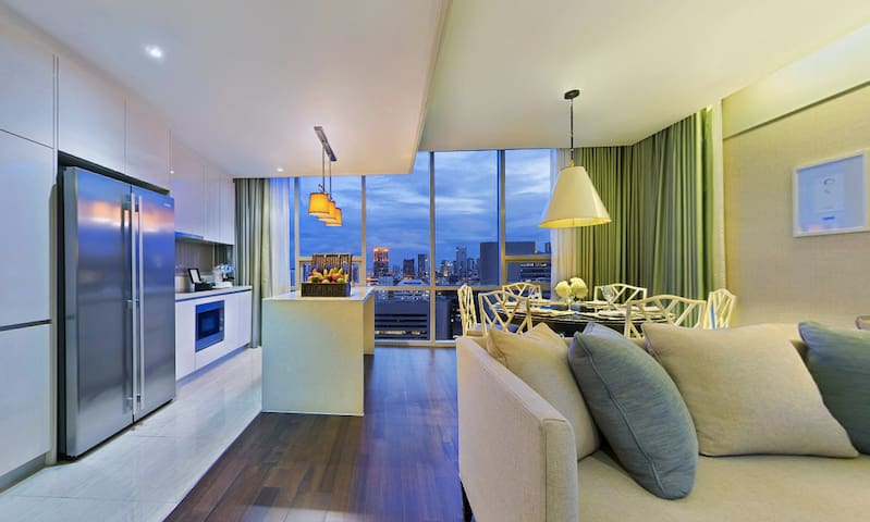 5 bedroom Luxury Residence BKK - Bangkok - Loft