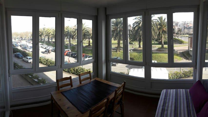 Apartamento playa del Sardinero