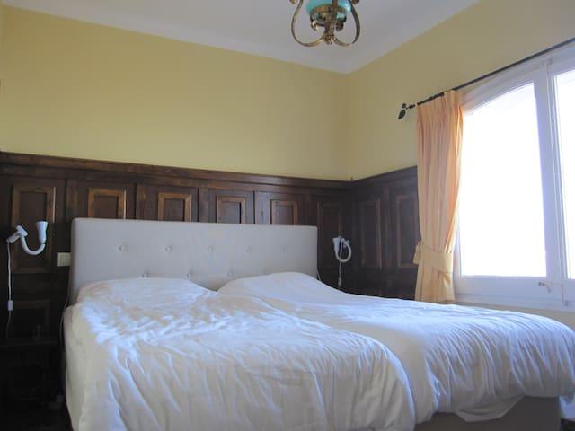Slaapkamer 3, zeezijde