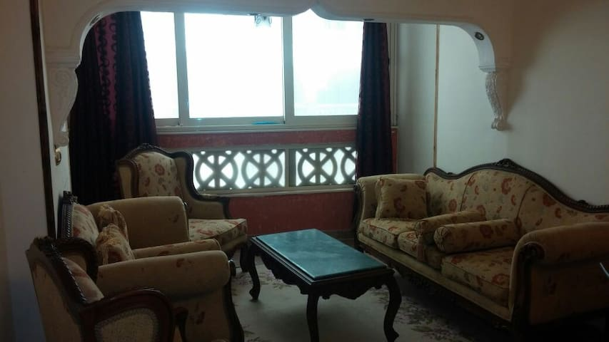 Egyptian private apartment 145m²