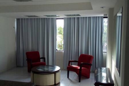 Apartamento completo com garagem - natal