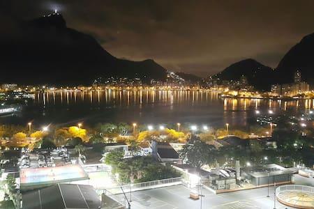 Leblon Flat next to the beach, Lagoon and Flamengo - Rio de Janeiro - Apartment