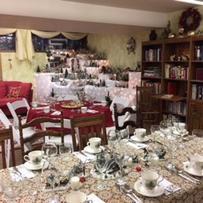 Host a Special Event for up to 50