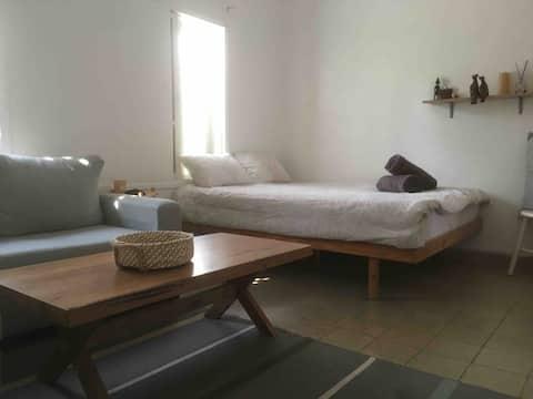 przytulne i ciche miejsce kibbutz mahanayim