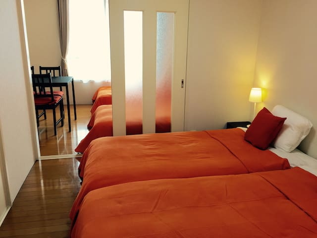 Stylish Room, 6 min from JR Yawatajuku Station - 市原市 - Wohnung