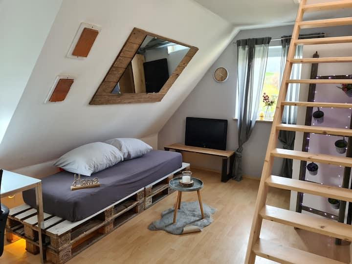 Luxeriöses Zimmer in Einfamilienhaus am Ortsrand