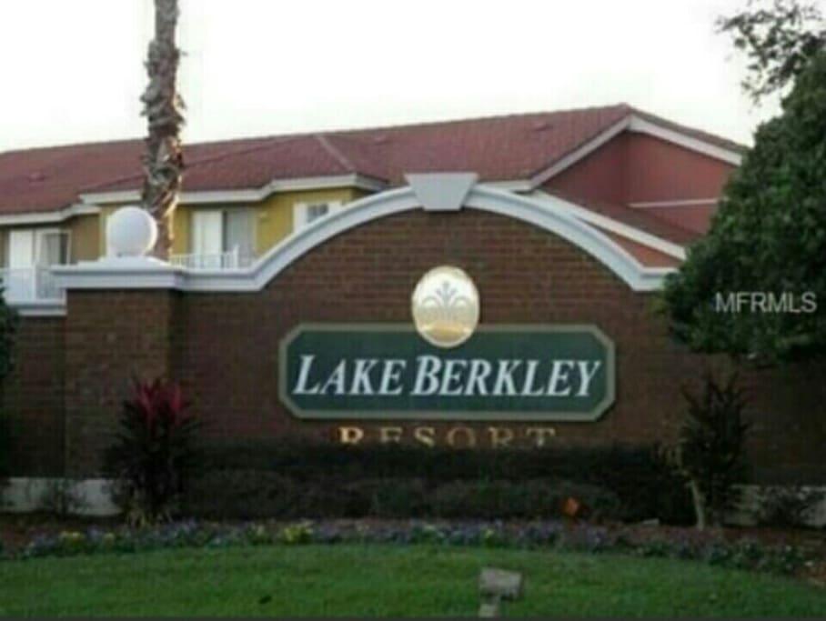 Lake Berkley