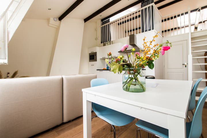 NEW: ** Loft Appartment With Rooftop Terrace ** - Ámsterdam - Loft