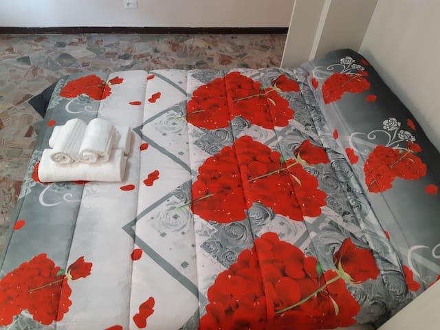 Quadruple Room Shared Bathroom - Ca' Dei Fiori