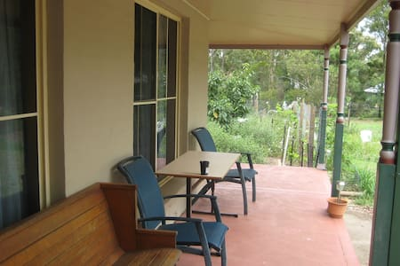 Winnamatta Guest House - Orchard Hills