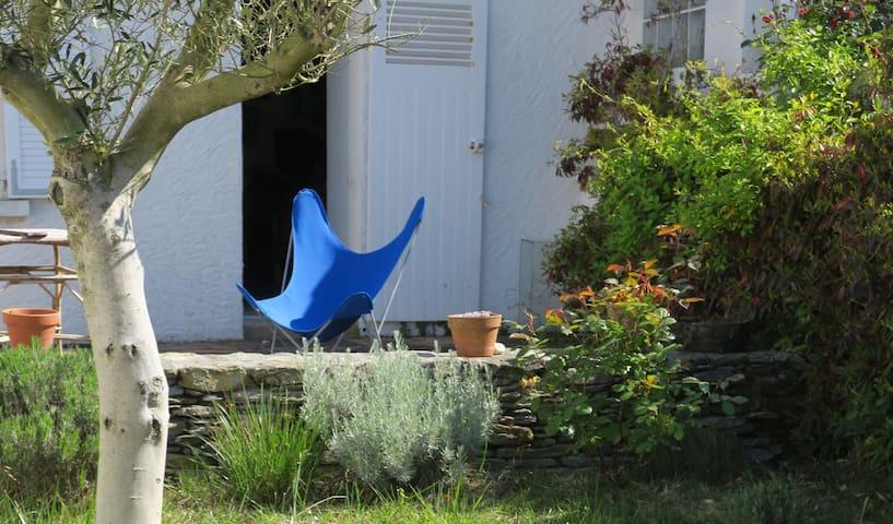 Charmante maison de pêcheur - Préfailles - House