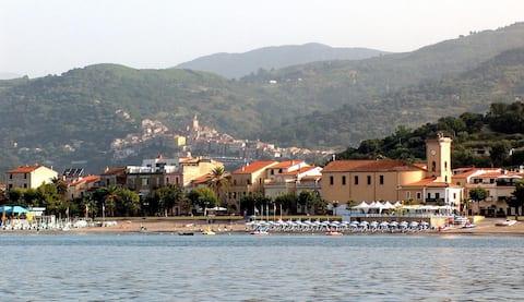 Italien. Ferienhäuser in Cilento