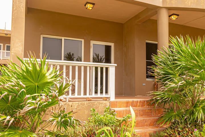 Sapphire Beach Resort 1 Bedroom Ocean View Villa located in quiet secluded resort! (22A)