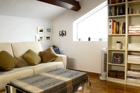 Cozy studio at Sitges center, 1 min to the beach! - Sitges - Appartement