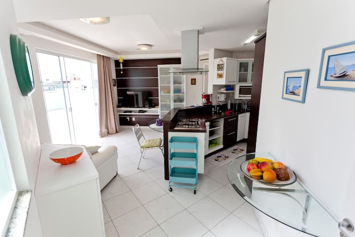 Cobertura no Novo Campeche - Florianópolis - Appartement