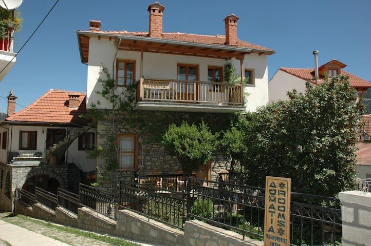 ARKA, metsovo ((URL HIDDEN) - Metsovo - Gästehaus