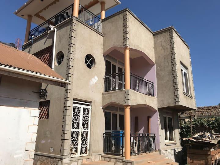 Nansana next to Nexus hotel & Ssebi Medical Center