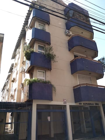 kitnet centro de São Leopoldo.