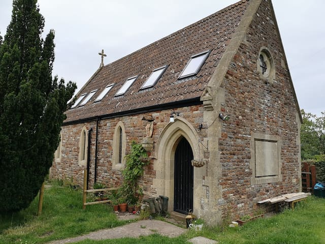 Picturesque converted church