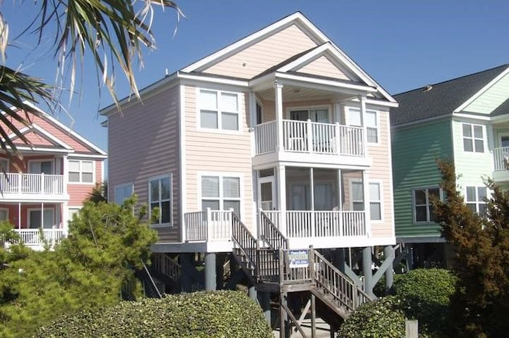 Direct Oceanfront, Wide Beach!- Surfside Beach, SC