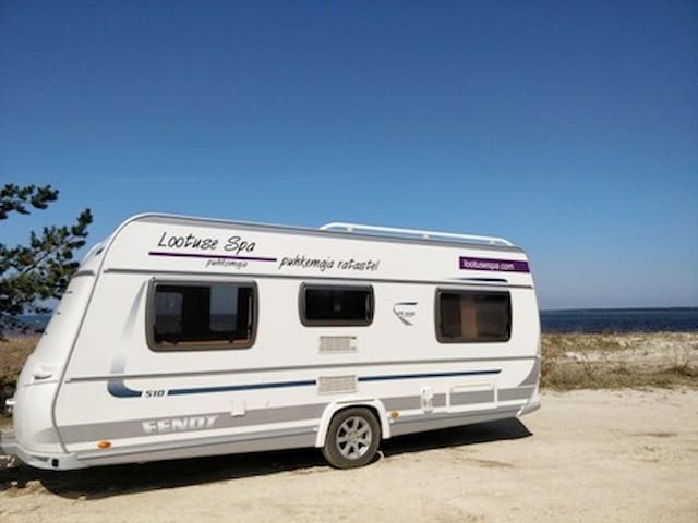 Holiday home on wheels