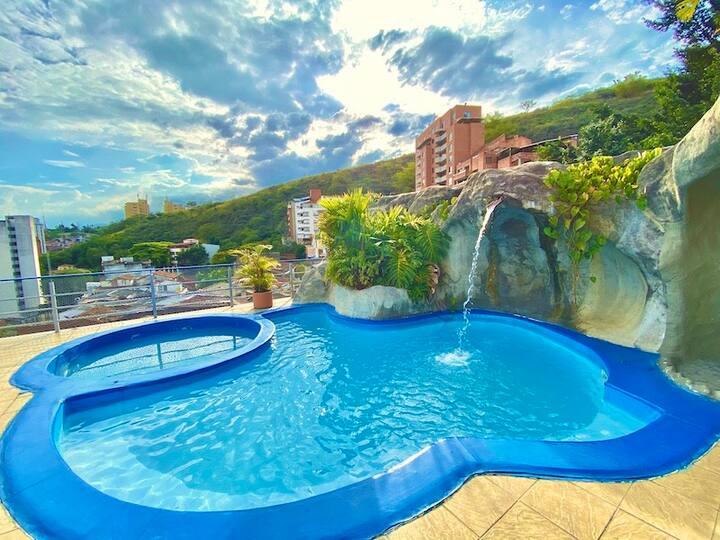 Espectacular Penthouse En Juanambu