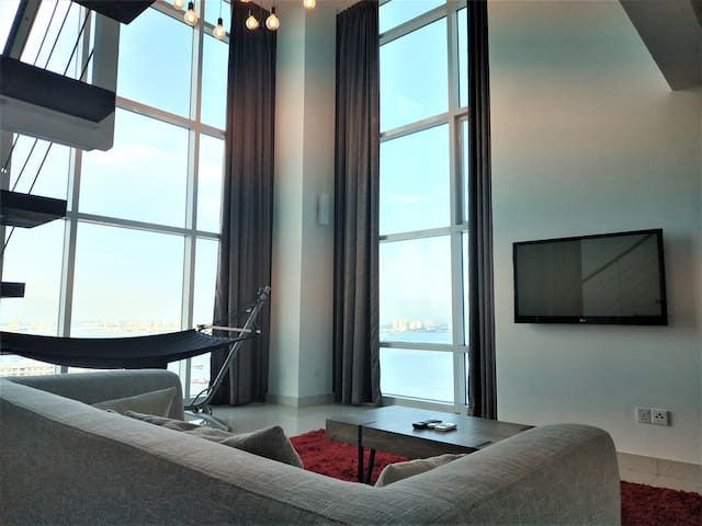 Maritime High Floor Full Seaview Suite