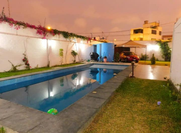 Casa de Playas - Alquiler Toda la temporada