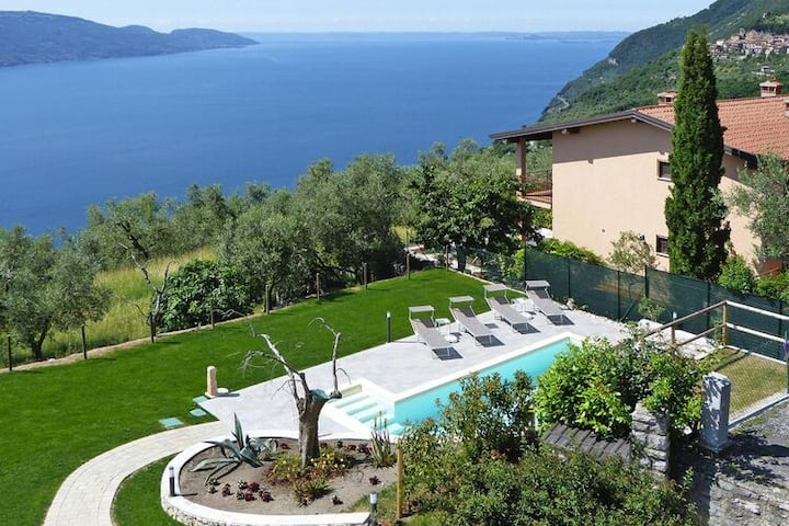 4 star holiday home in Tignale