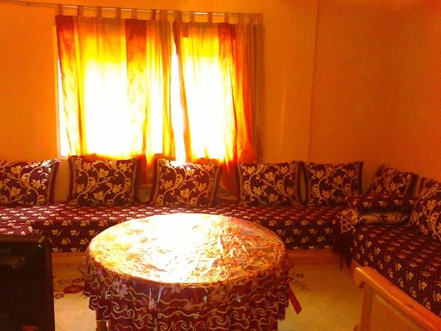 Warm and Cozy Apartment In Agadir Morocco - Agadir - Leilighet