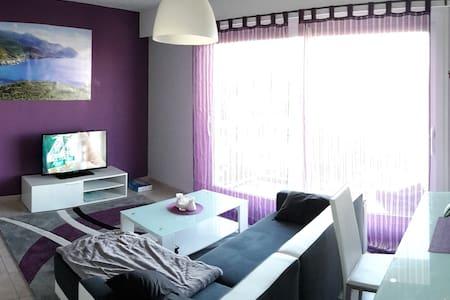 Appartement de 50 m2 proche DISNEYLAND - Meaux - Lejlighed