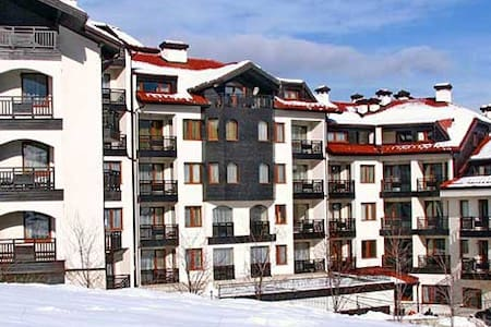 Lovely 2 bed/2 bath apt, great view - Bansko