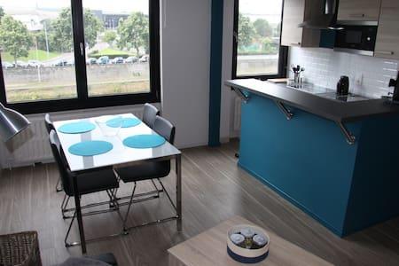 Namur centre vue sur Sambre - Namur - Appartamento