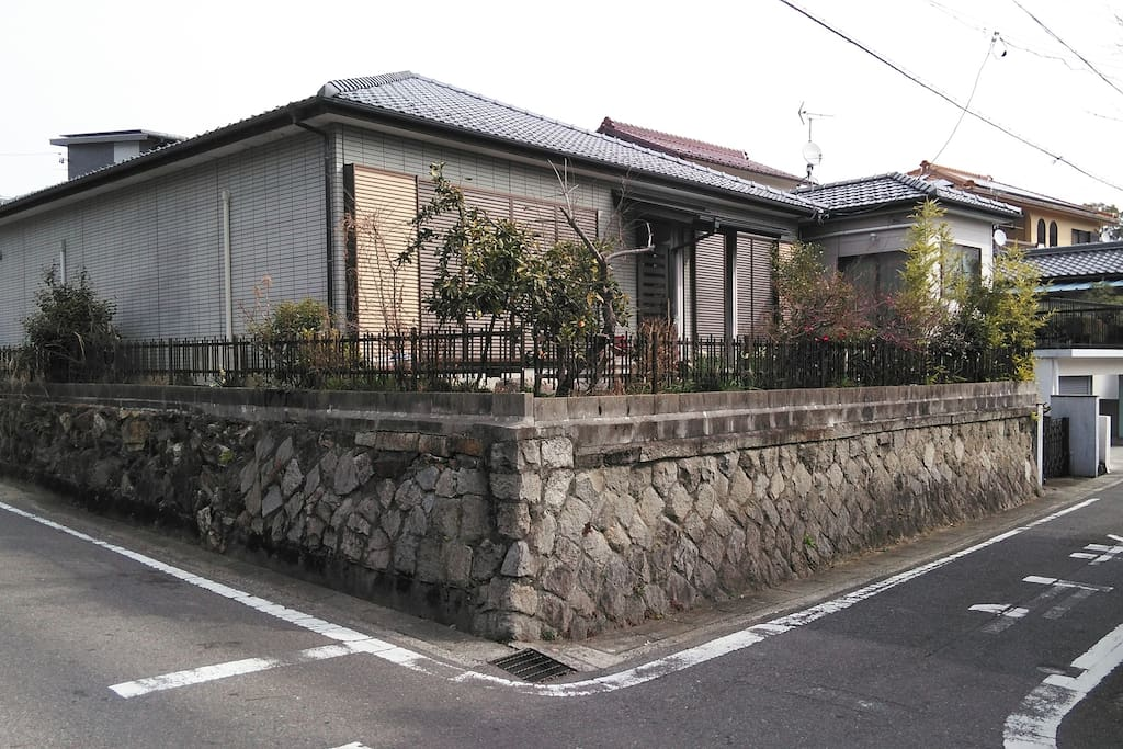 All the buildings of  FUKUCHAN HOUSE