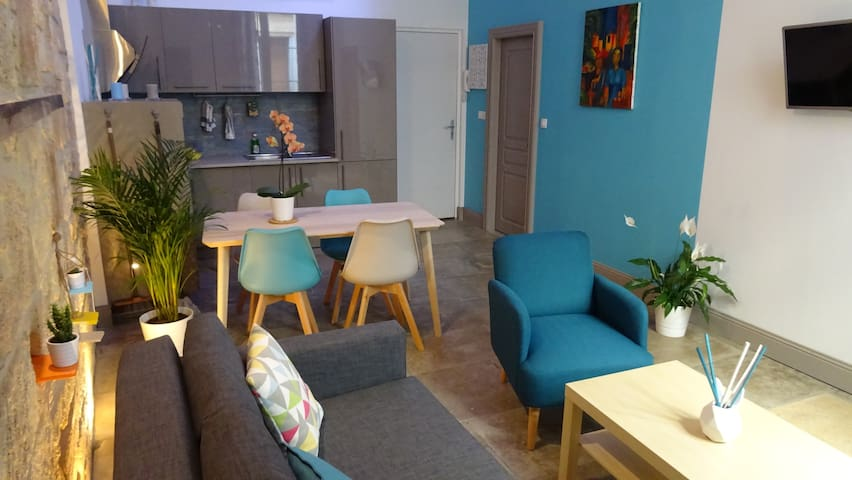 montpellier, appartement T2 atypique