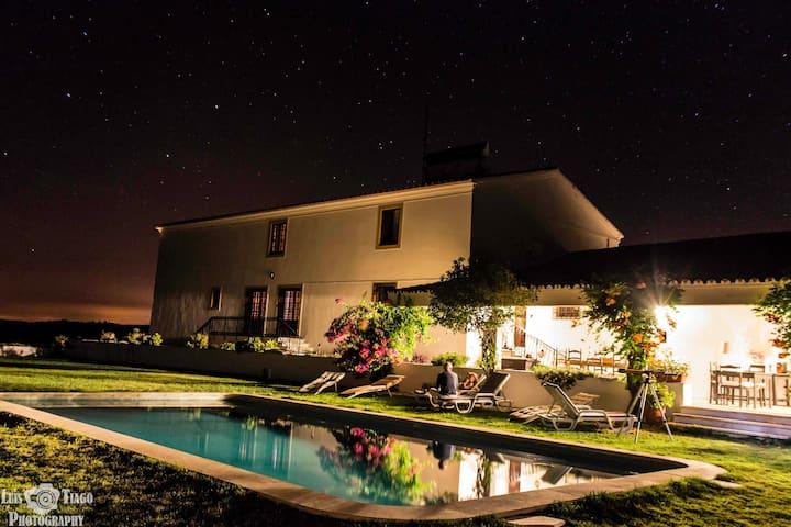 Herdade D.Pedro Agro-turismo, Casa com 3  Quartos