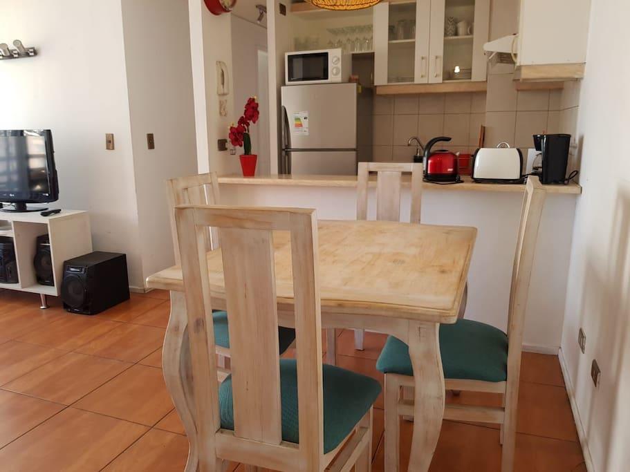 comedor/ dinning room