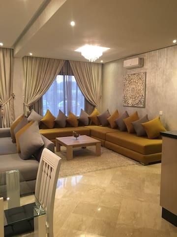 Appartement à Hivernage B3 d'Agadir