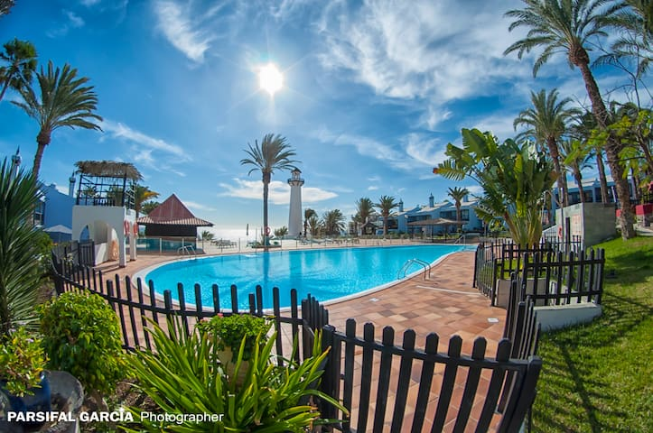 LUXURY APARTMENT WITH SEA VIEWS - Maspalomas - Apartment